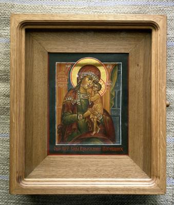 Igor Yurevich Drozhdin. Mother of God of the perishing