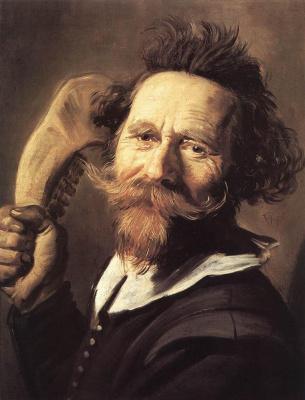 Frans Hals. Verdonk