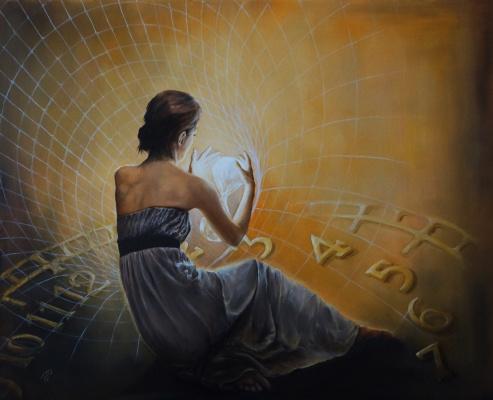 Sergey Vladimirovich Kolesnikov (KS). Illusion of time / Die Illusion der Zeit / The Illusion Of Time