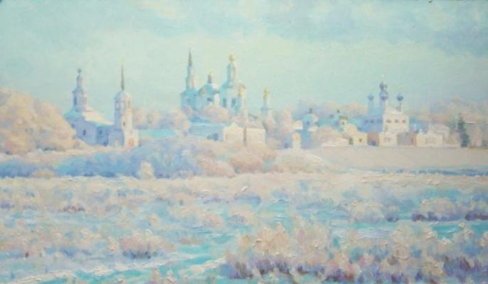 Igor Lemekhov. Winter Ustyug