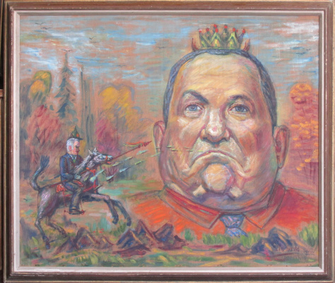Boris Braynin. Battle of two iron chancellors