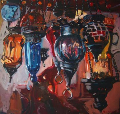 Renat Ramazanov. Lanterns
