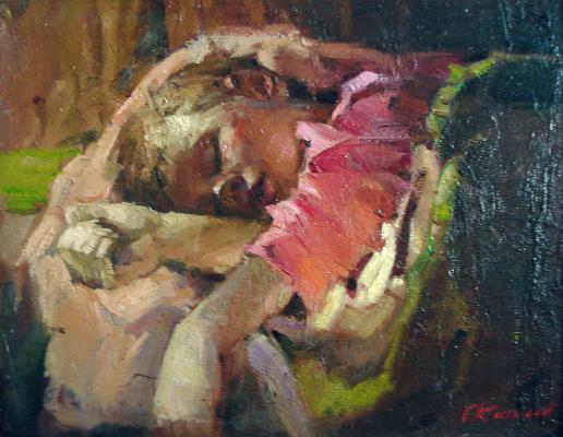 Sergey Anatolyevich Kostylev (Uralsky). Sleep