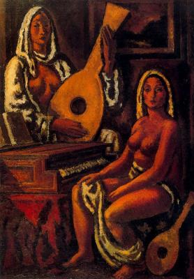 Артуро Соуто. Музыкальный слух