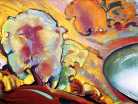 Svyatoslav Nikolaevich Roerich. Landscape