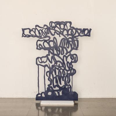 Владислав Юрашко. Literal sculpture 22