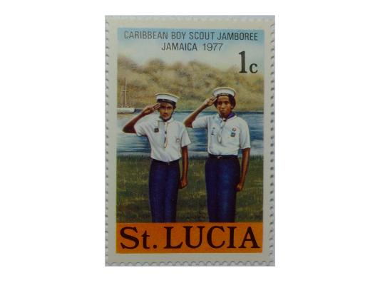 "Arthur Gabdrupes. ""Image"": ""Brand""; ""Mail"": ""Jamaica"", 1977g. . ""Archiv"" (y) (1)"