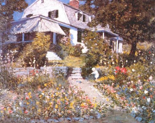 Воорис. Мой сад