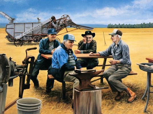 Эрл Грэм. Наследие сельского хозяйства
