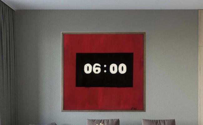 """German Pax. Morning 06:00. """"Morning 06:00"""""""