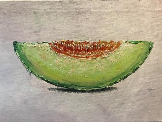 Anastasia Oraina. Melon