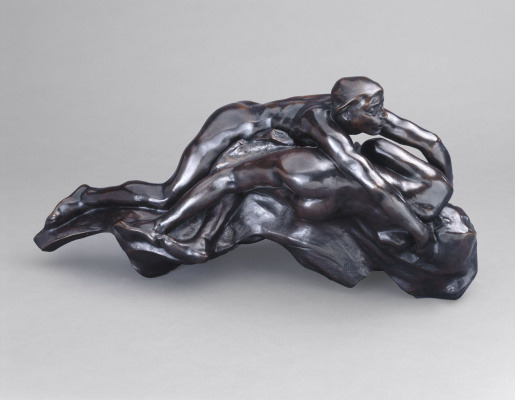 Auguste Rodin. Paolo and Francesca