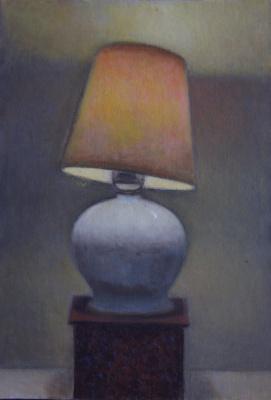 Alexander Ibragimov. Lamp.