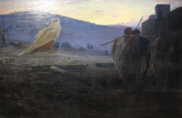 Николай Николаевич Ге. Вестники Воскресения