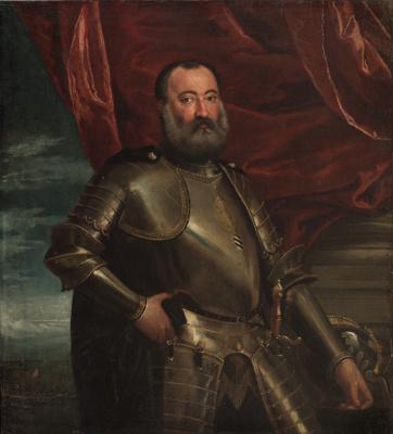 Портрет Джироламо Контарини