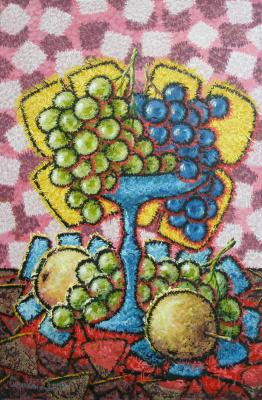 Yuri Vladimirovich Sizonenko. Sunny grapes.