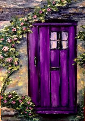 """Inga Kotlyarskaya. """"That door"""""""
