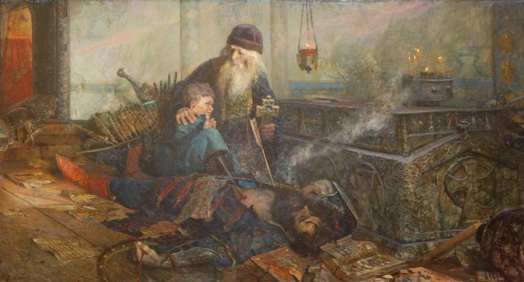 Pavel Viktorovich Ryzhenko. The time of troubles