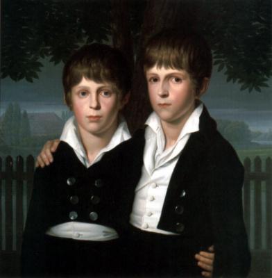 Фридрих Вильгельм фон Шадов. Пол и Макс