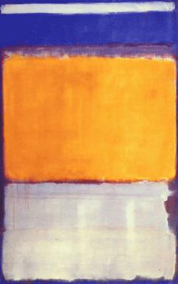 Rothko Mark. No. 10
