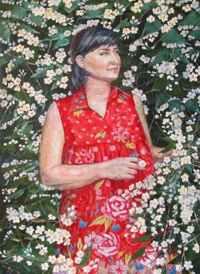Olesya Rapotkin. Blooming Russia!
