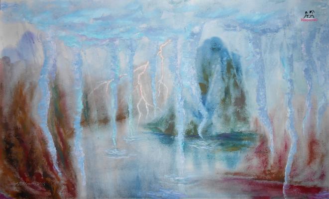 Владимир Иванович Осипов. Water cloud dance