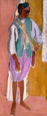 Henri Matisse. Marokkaner