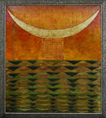 Evgeny Mikhailovich haylov. The Ascension Of The Prophet Muhammad (S)