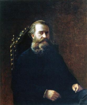 Николай Николаевич Ге. Портрет Петра Аркадьевич Кочубея