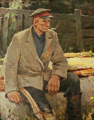 Николай Петрович Карякин. Рядовой войны