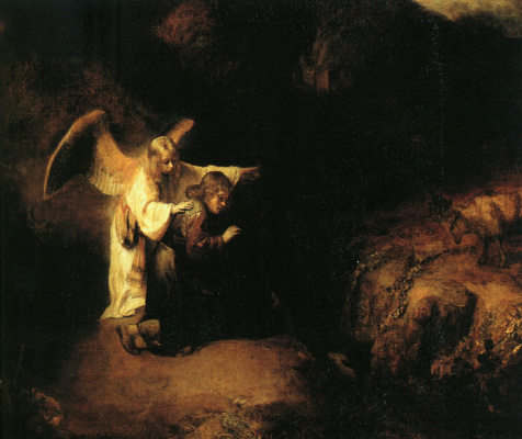 Виллем Дрост. Ангел