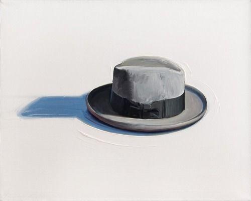 Уэйн Тибо. Шляпа