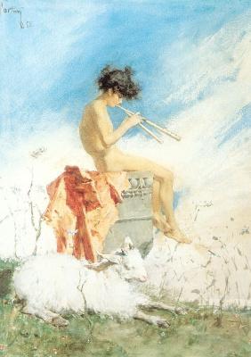 Мариано Фортуни. Музыка души