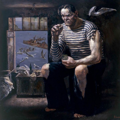 Vasily Vladimirovich Shulzhenko. Sea soul