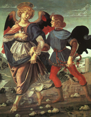 Andrea del Verrocchio. Follower