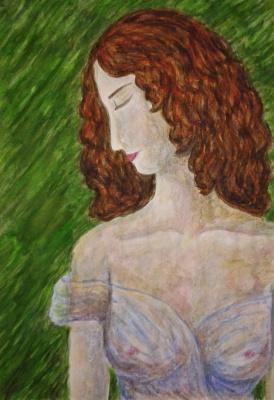 Zina Vladimirovna Parisva. Girl
