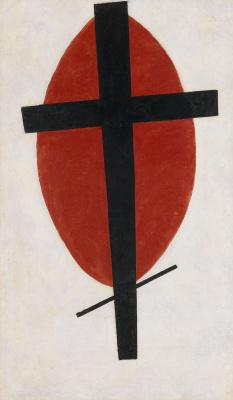 Kazimir Malevich. Mystic Suprematism
