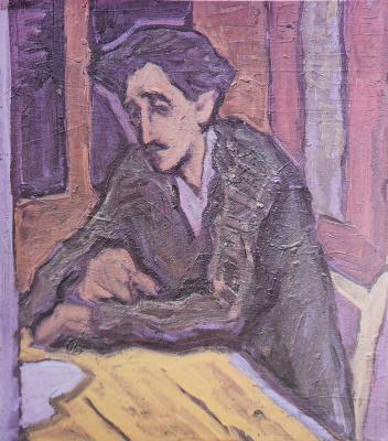 Владимир Семенович Чернецов. Портрет Немухина