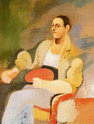 Аршиль Горки. Портрет мастера Билла