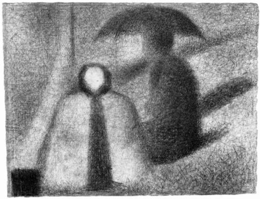 Georges Seurat. Nurse