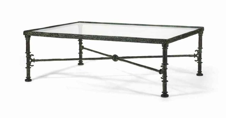 """Альберто Джакометти. Дизайн стола """"Греция"""""""