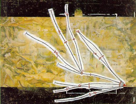 Marcel Duchamp. Network stops