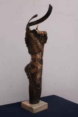 Alexander Vladimirovich Kapitanchuk. Flame art
