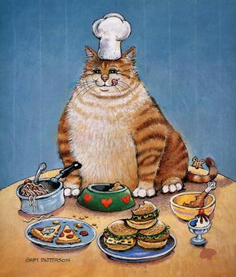 Гэри Паттерсон. Толстый кот