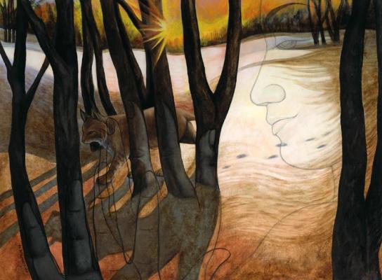 Эрика Чаппиус. В лесу