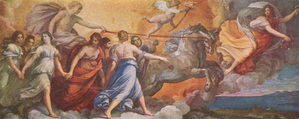 Guido Reni. Aurora