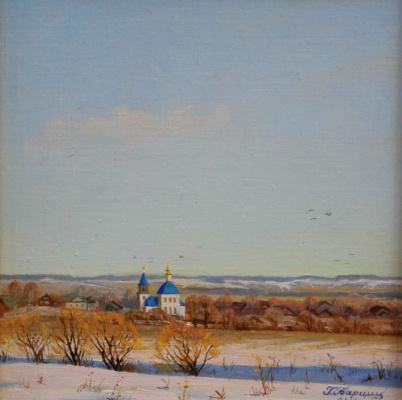 Gennady Shotovich Bartsits. Opole