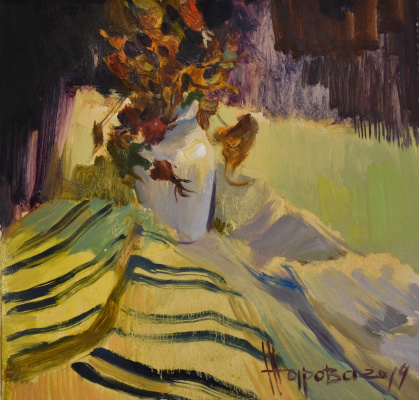 Maria Zharova. Still life