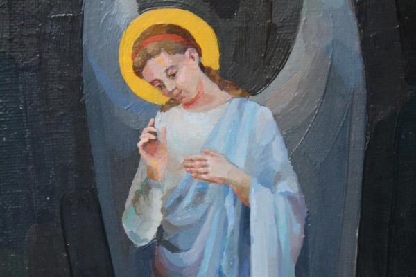 Tatyana Alexandrovna Muratova. Blessing angel