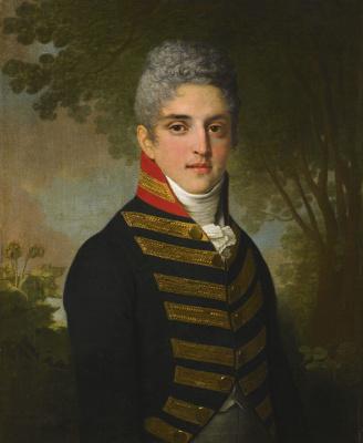 Vladimir Lukich Borovikovsky. Portrait Of Ardalion Petrovich Novosiltsev